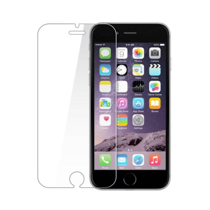 Lunettes de protection en verre trempé avec film de verre trempé pour iPhone 6S