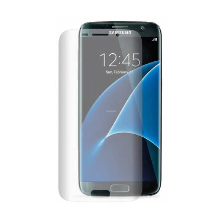 Samsung Galaxy S7 Edge Screen Protector Soft TPU Foil Folie PET Film