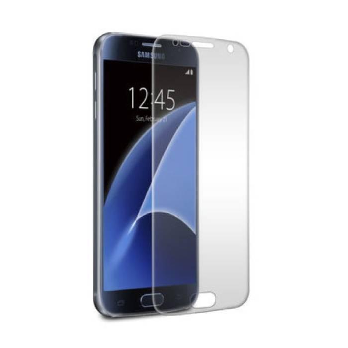 Film d'animal familier de feuille de TPU souple de protecteur d'écran de Samsung Galaxy S7