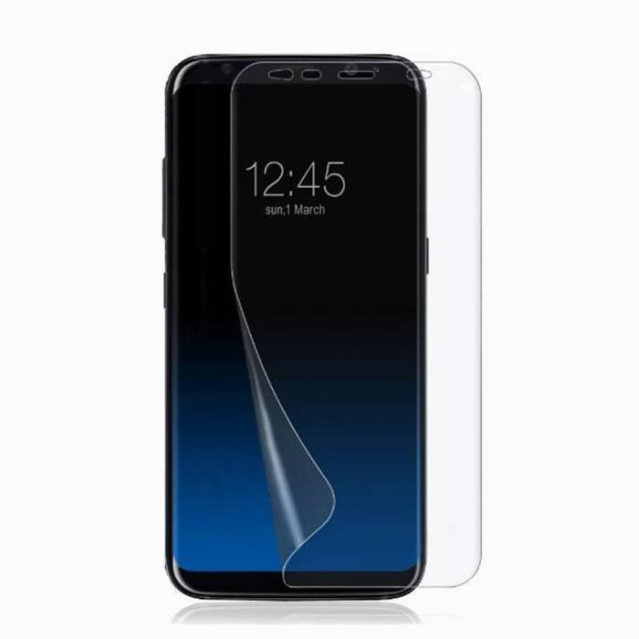 Film d'animal familier de feuille de feuille de TPU souple de protecteur d'écran de Samsung Galaxy S9