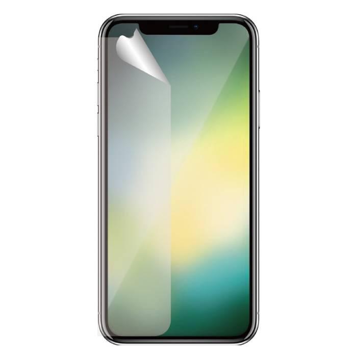 10er Pack Displayschutzfolie iPhone XR PET-Folie mit starker Folie