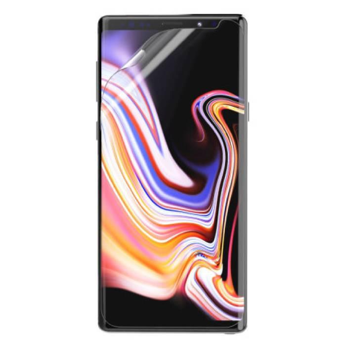 Paquet de 2 films de protection d'écran Samsung Galaxy Note 9 en feuille de polyuréthane thermoplastique souple