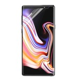 Stuff Certified® 10-Pack Screen Protector Samsung Galaxy Note 9 Soft TPU Foil Folie PET Film