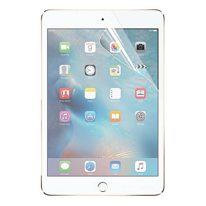 Stuff Certified® 5-Pack Screen Protector iPad 2/3/4 Soft TPU Foil Folie PET Film