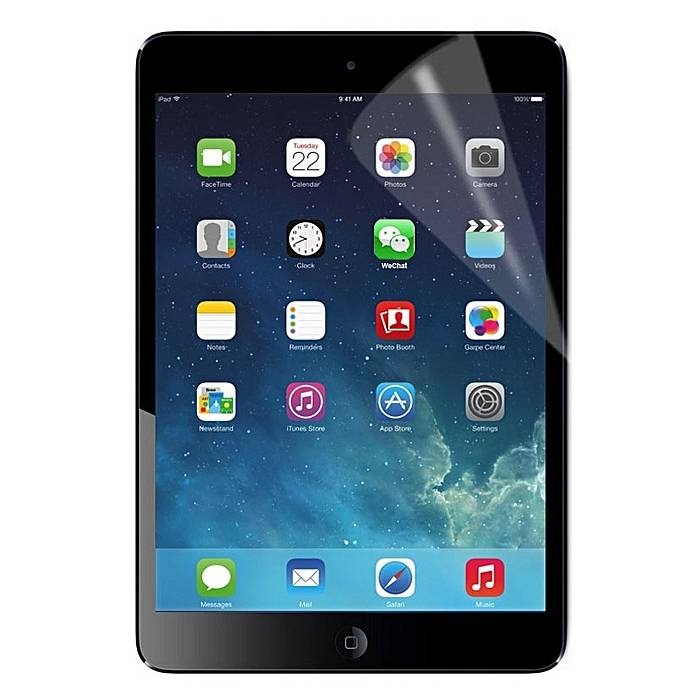 10er Pack Displayschutzfolie iPad Mini 1/2/3 Weiche TPU-Folie Folie PET-Folie
