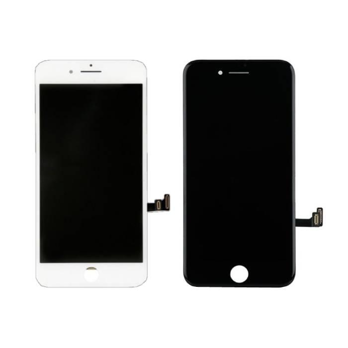 Stuff Certified® Écran iPhone 8 (écran tactile + LCD + Pièces) A + Qualité - Noir + Outils