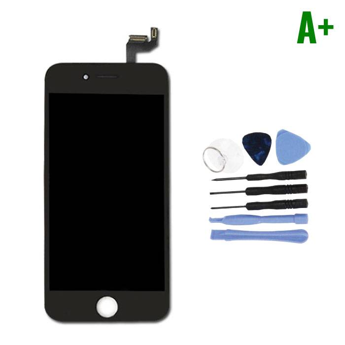 "iPhone 6S 4.7 ""Screen (Touchscreen + LCD + Parts) A + Quality - Black + Tools"