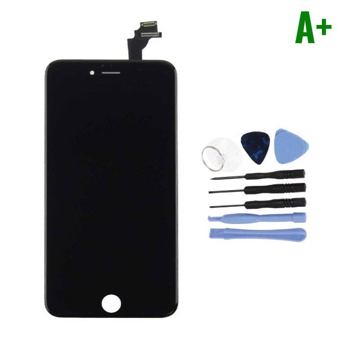 Écran iPhone 6 Plus (Écran tactile + LCD + Pièces) A + Qualité - Noir + Outils