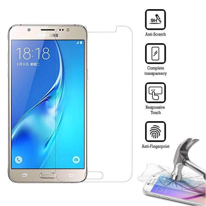 Film de protection en verre trempé Samsung Galaxy J7 2016