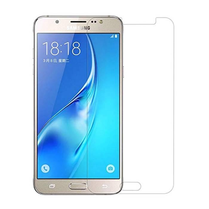 Samsung Galaxy J7 2016 Film de protection d'écran en verre trempé Lunettes en verre trempé