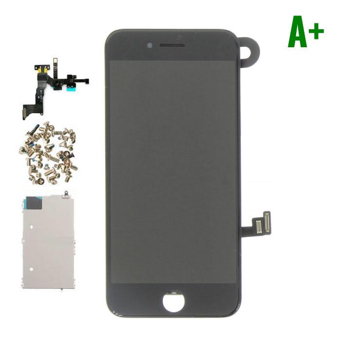Stuff Certified® Écran pré-assemblé pour iPhone 8 (écran tactile + LCD + pièces) A + Qualité - Noir
