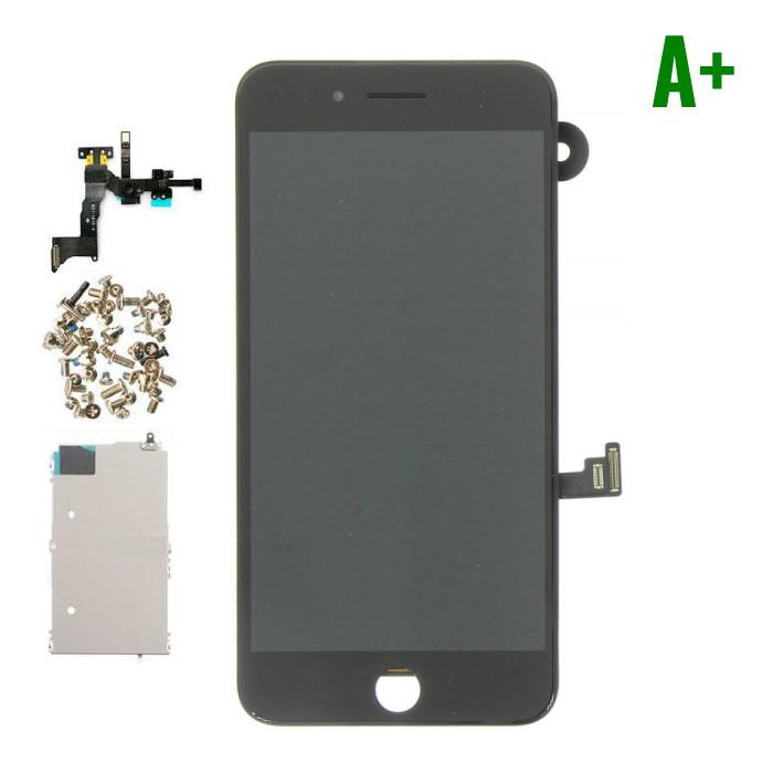 Écran pré-assemblé pour iPhone 8 Plus (Écran tactile + LCD + Pièces) Qualité A + - Noir