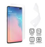Stuff Certified ® Film de protection d'écran en TPU souple pour écran Samsung Galaxy S10 Plus