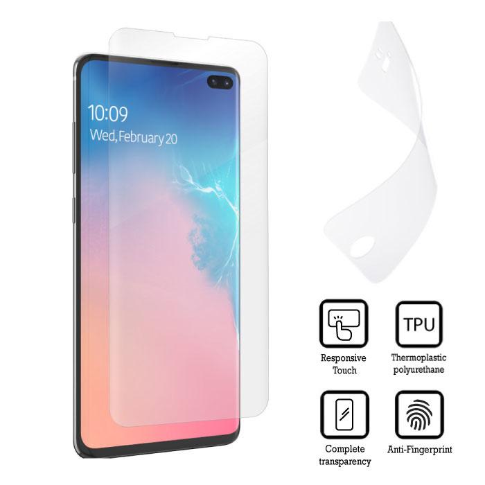 Film de protection d'écran en TPU souple pour écran Samsung Galaxy S10 Plus