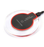 Stuff Certified ® Qi Fantasy Universal Wireless Charger 5V - 1.5A Wireless Charging Pad Black