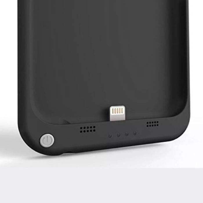 Stuff Certified ® iPhone 8 Plus 4000mAh Powercase Powerbank Chargeur Etui Coque Etui