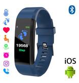 Stuff Certified ® Montre d'origine pour Android ID115 Plus Smartband Sport Smartwatch Smartphone iOS Android Noir - Copy - Copy