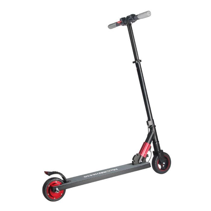 MegaWheels Elektrische Smart E Step Scooter - 250W - 4.0 Ah Batterij - Rood