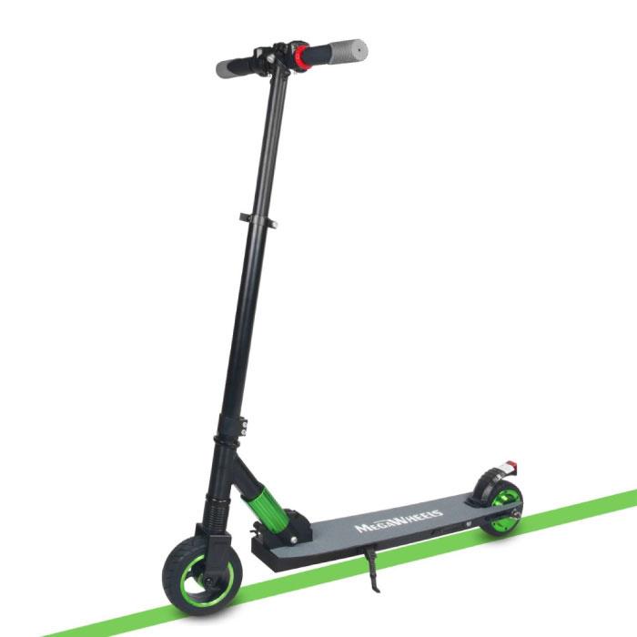 Elektrischer Smart E Step Scooter - 250W - 4,0 Ah Batterie - Grün