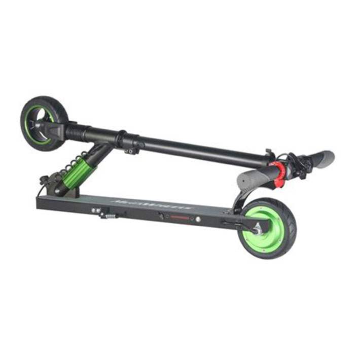 MegaWheels Elektrische Smart E Step Scooter - 250W - 4.0 Ah Batterij - Groen