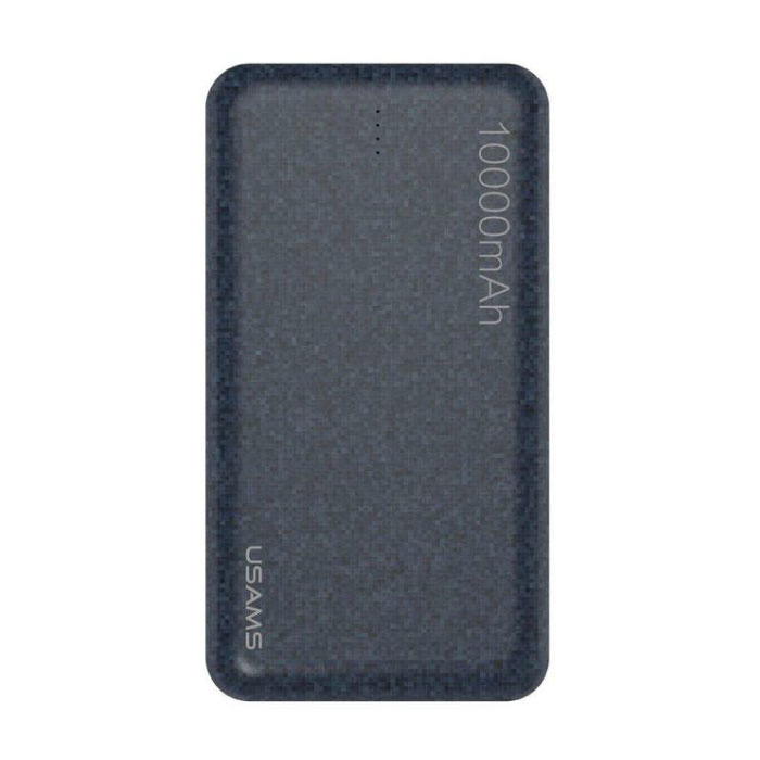 Mosaic Externe 10.000mAh Powerbank Noodaccu Oplader Charger Blauw