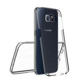 Stuff Certified® Samsung Galaxy S9 Full Body 360 ¡ Transparente Housse en silicone TPU + PET Film de protection écran