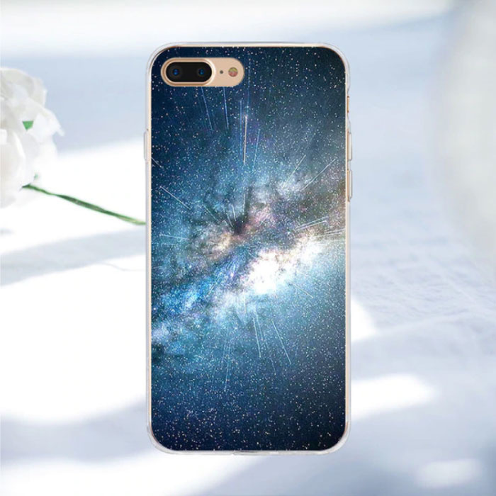 Stuff Certified ® Samsung Galaxy J3 2017 - Étui Space Star Housse Cas Soft TPU