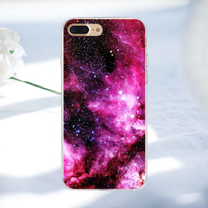 Stuff Certified ® iPhone 5S - Space Star Case Cover Cas Soft TPU Case