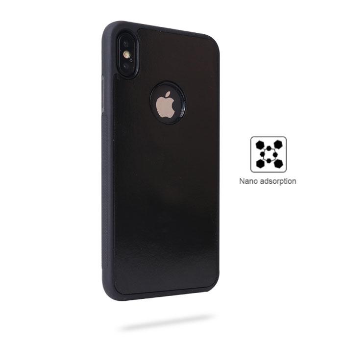 Stuff Certified ® iPhone XR - Coque Absorption Anti Gravity Etui Cas Noir