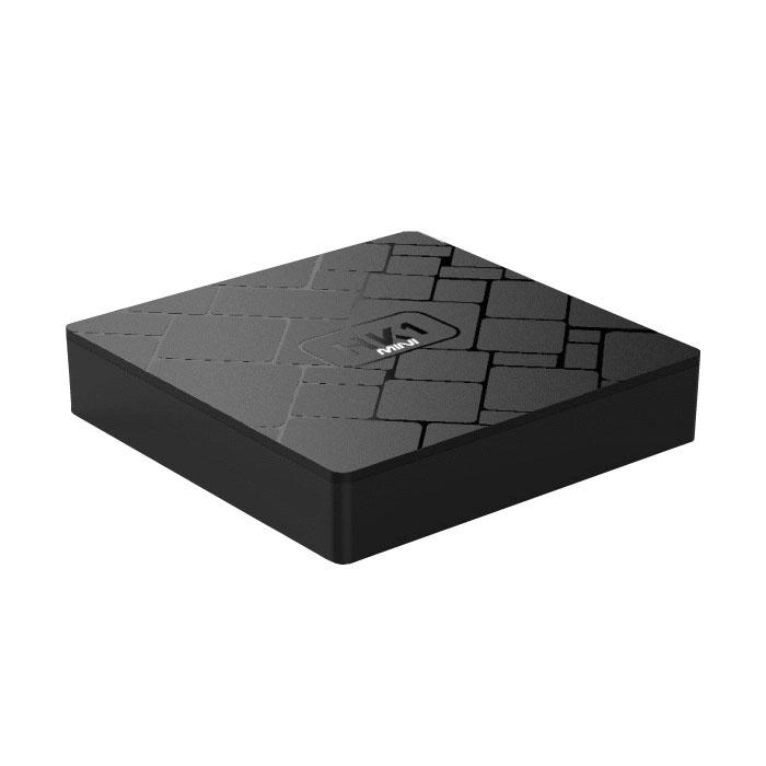 Stuff Certified ® HK1 Mini 4K TV Box Mediaspeler Android Kodi - 2GB RAM - 16GB Opslagruimte
