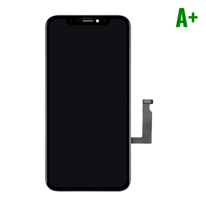 Stuff Certified ® iPhone XR Screen (Touchscreen + LCD + Parts) A + Quality - Black