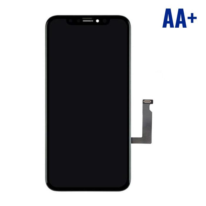 Stuff Certified ® iPhone XR Scherm (Touchscreen + LCD + Onderdelen) AA+ Kwaliteit - Zwart