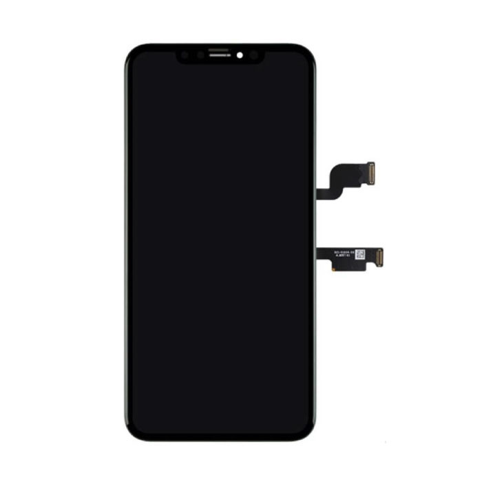 Stuff Certified ® iPhone XS Max Screen (Touchscreen + OLED + Parts) AAA + Quality - Black + Tools