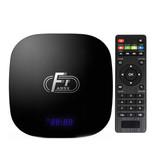 Stuff Certified ® F1 A95X 4K TV Box Mediaspeler Android Kodi - 2GB RAM - 16GB Opslagruimte + Draadloos Toetsenbord