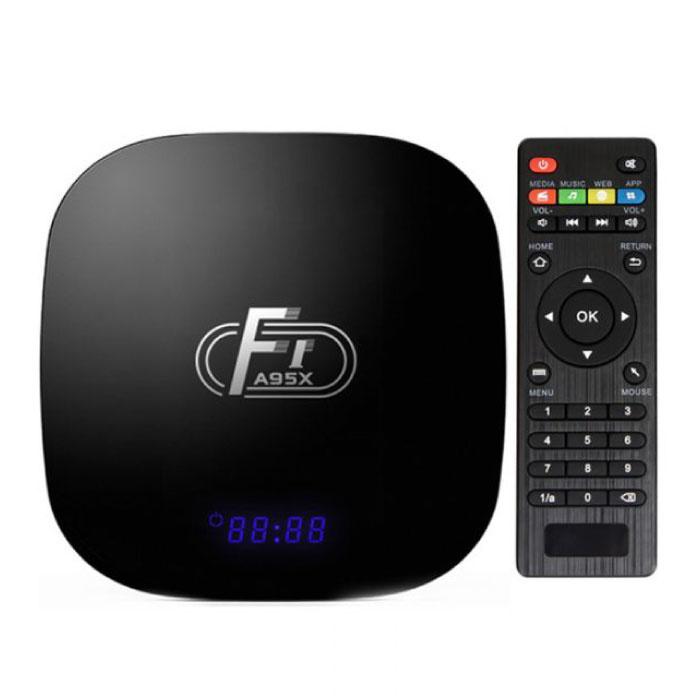 Stuff Certified ® F1 A95X 4K TV Box Media Player Android Kodi - 2GB RAM - 16GB Storage - Copy
