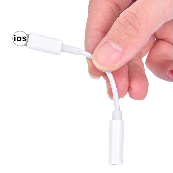 Stuff Certified ® iPhone Lightning naar 3.5mm AUX Jack Audio Adapter