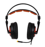 SADES A6 7.1 Surround Gaming Casque headset avec microphone