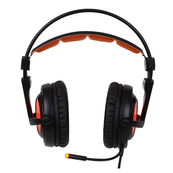 SADES  A6 Gaming Koptelefoon 7.1 Surround Headset Headphones met Microfoon