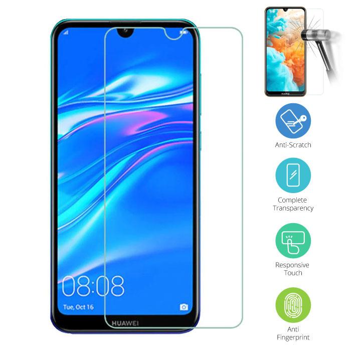 Film de protection en verre trempé pour Huawei Y7 2019