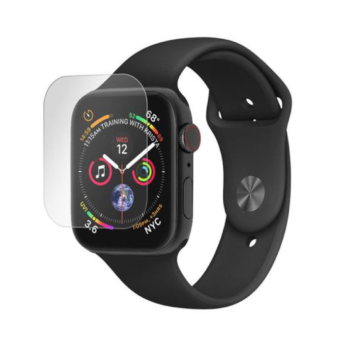 Stuff Certified® 40mm Tempered Glass Clear Screen Protector voor iWatch Series 4/5