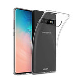 Stuff Certified® Samsung Galaxy S10 Transparent Silicone Case Cover TPU Case