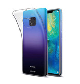 Stuff Certified® Huawei Mate 20 X Transparant Clear Case Cover Silicone TPU Hoesje