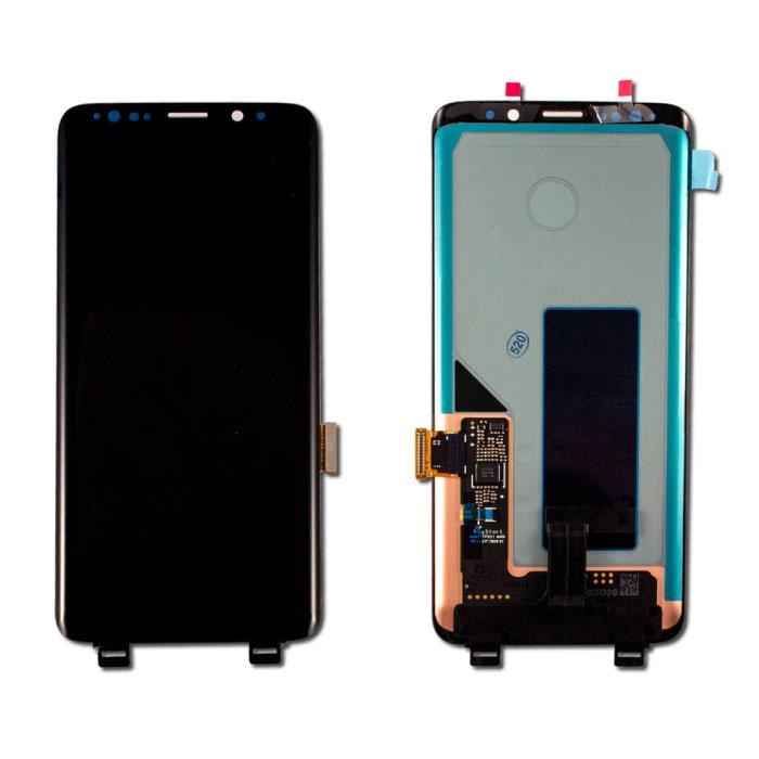 Samsung Galaxy S9 G960 Scherm (Touchscreen + AMOLED + Onderdelen) AAA+ Kwaliteit - Zwart