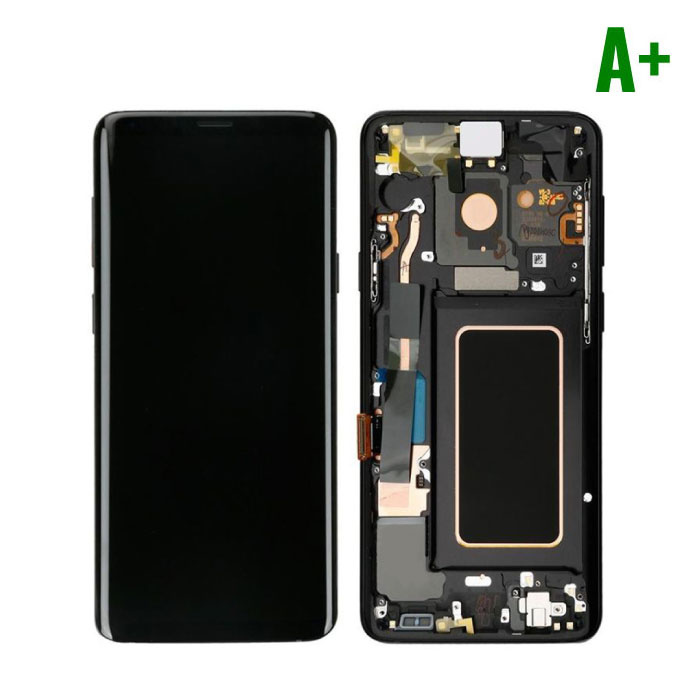 Samsung Galaxy S9 Plus G965 Screen (Touchscreen + AMOLED + Parts) A + Quality