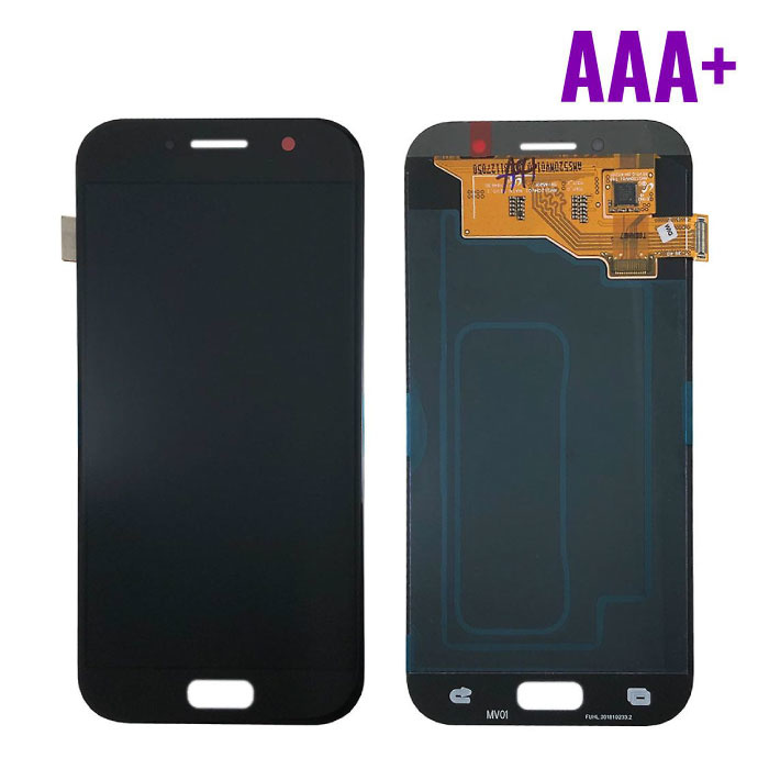 Samsung Galaxy A5 2017 A520 Screen (Touch Screen + AMOLED + Parts) AAA + Quality - Black