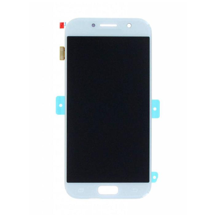Écran Samsung Galaxy A5 2017 A520 (Écran tactile + AMOLED + Pièces) Qualité AAA + - Bleu