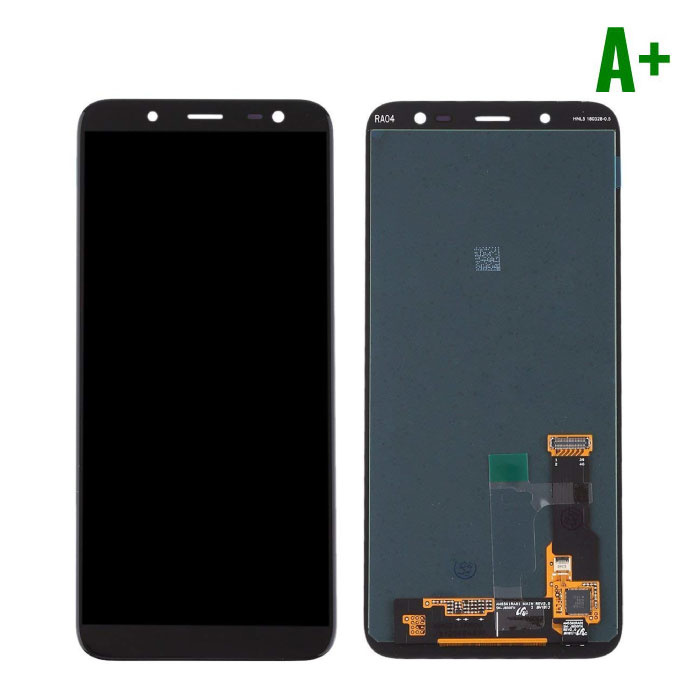 Samsung Galaxy A3 2016 A310 Screen (Touchscreen + AMOLED + Parts) A + Quality - Black - Copy - Copy