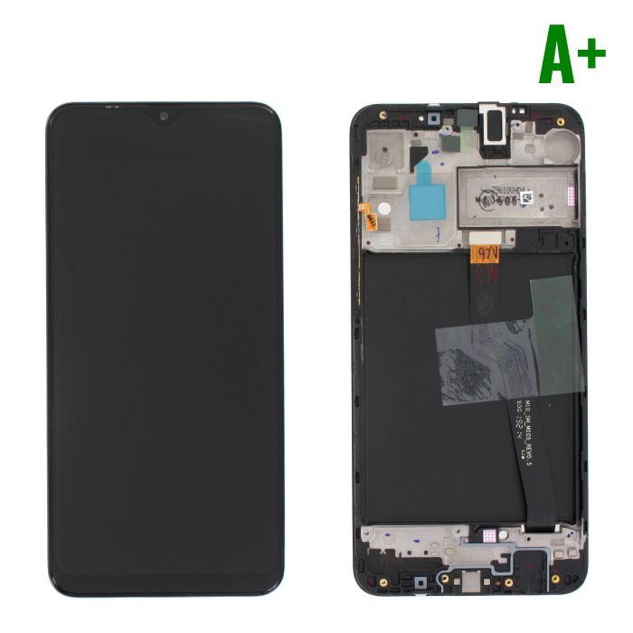 Samsung Galaxy A10 A105 Screen (Touchscreen + AMOLED + Parts) A + Quality - Black
