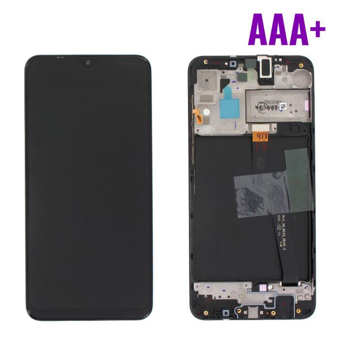 Stuff Certified® Samsung Galaxy A10 A105 Scherm (Touchscreen + AMOLED + Onderdelen) AAA+ Kwaliteit - Zwart