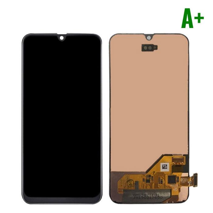 Samsung Galaxy A10 A105 Screen (Touchscreen + AMOLED + Parts) A + Quality - Black - Copy